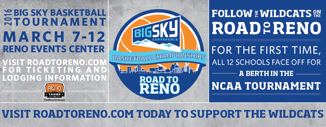 2016 Big Sky Basketball Tournament